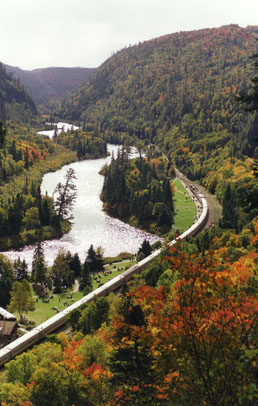 Agawa-Canyon-Park