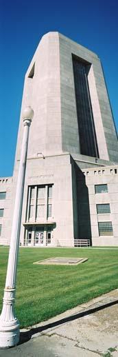 Fort Peck Dam Powerhouse