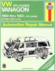 Haynes-Vanagon