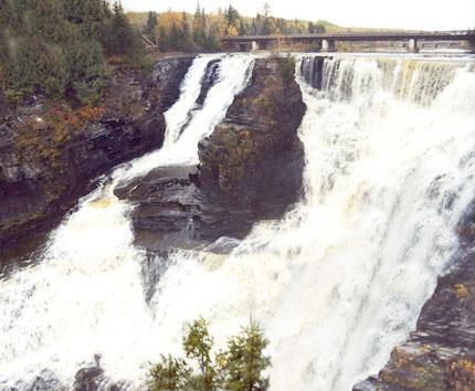 Kaministiquia-falls