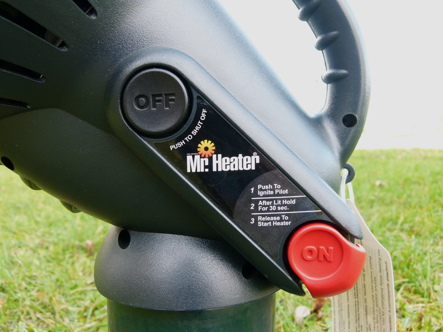 little-buddy-heater-controls & Product Review: Mr. Heater u201cLittle Buddyu201d Propane Heater - Camp ...