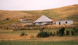 Minuteman missile bunker