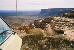 Moki Dugway, Mexican Hat