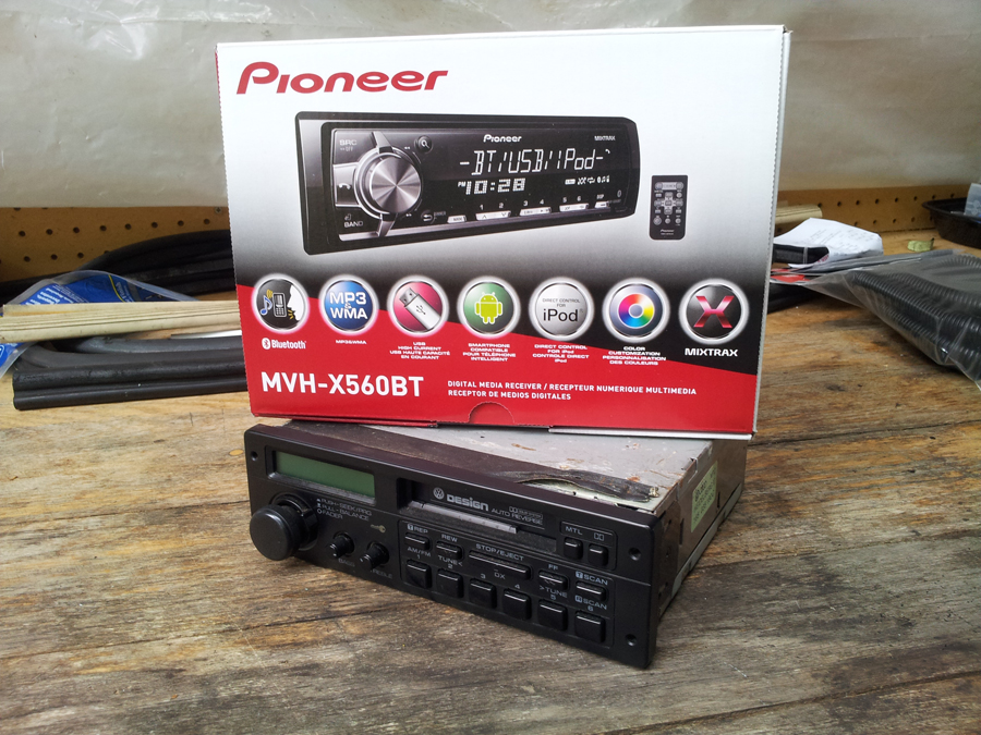 Product Review Pioneer Mvh X580bs Digital Media Receiver