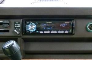Pioneer MVH-X560BT-front-panel