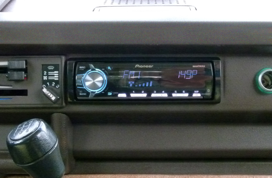 pioneer mvh x171ui owners manual