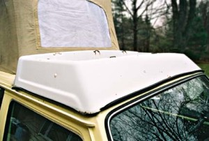 Vanagon Westfalia Luggage Rack