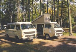 Twin diesel Vangon Westfalias