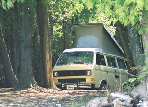 Westfalia Roof
