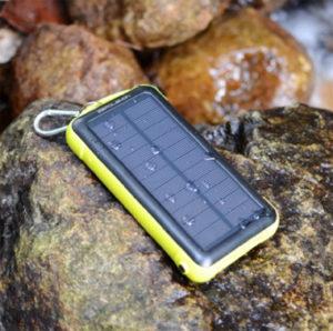 ZeroLemon-Solar-Charger-water-resistant