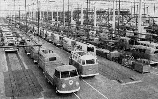 Volkswagen's Hannover, Germany production facility