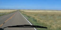 open road montana