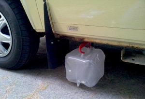 reliance-collapsible-gray-water-bag-under-camper